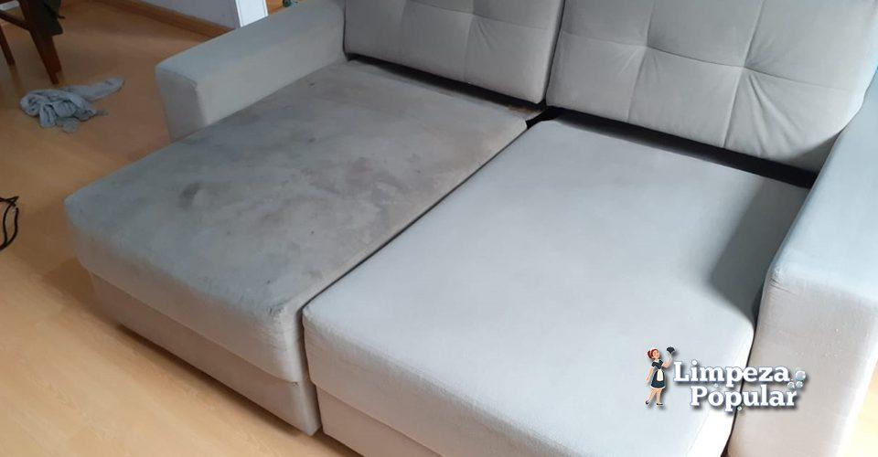 Limpeza de sofá com preço baixo RJ