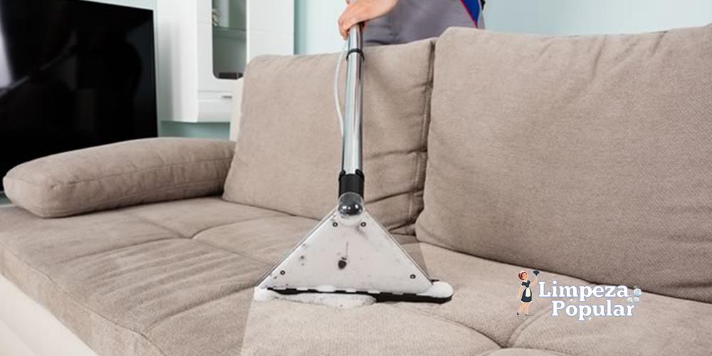 Quais são as maiores empresas de limpeza de sofá?