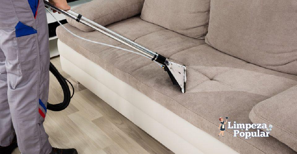 Tudo sobre limpeza de sofá no RJ
