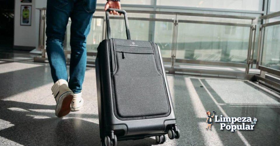 5 cuidados com suas malas de viagens