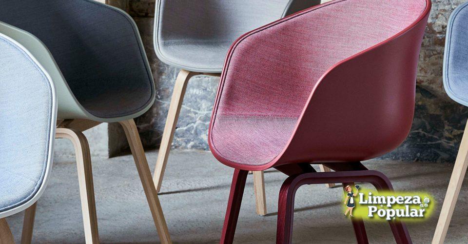 Limpeza de Cadeiras no RJ